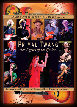 Primal Twang The Legacy of Guitar - Guitar History documentary