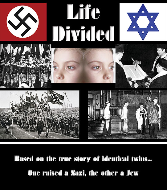 Life Divided Poster